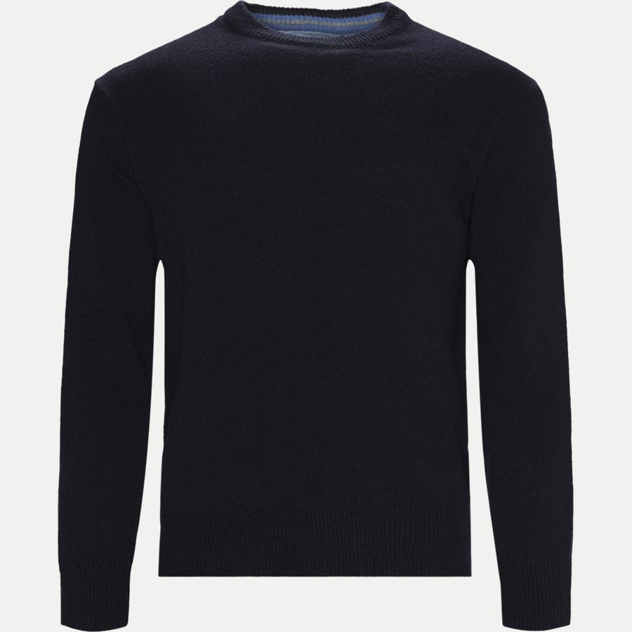 TRIESTE - Knitwear - Regular - NAVY MEL - 1